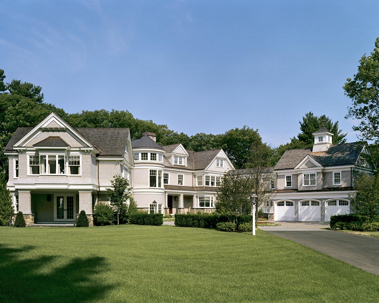 homes near private schools