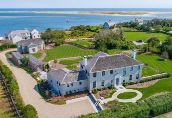 Shore Road Waterfront Chatham, MA | $9,900,000