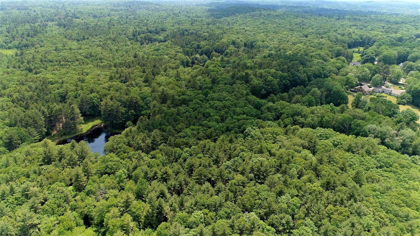 Still River Cafe aerial