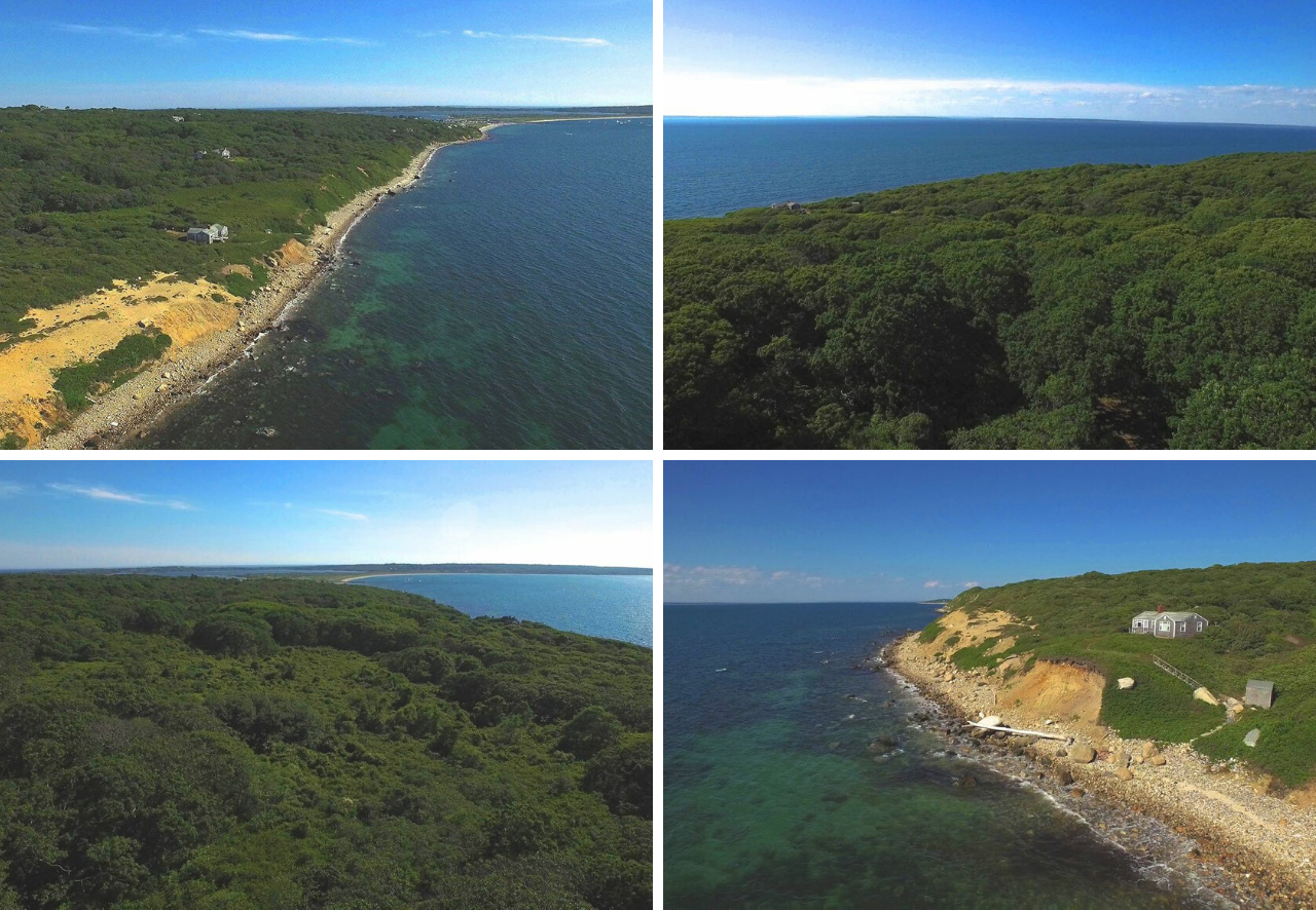 A rare opportunity to own one of Chilmark's premier waterfront locations from LandVest's Martha's Vineyard team.