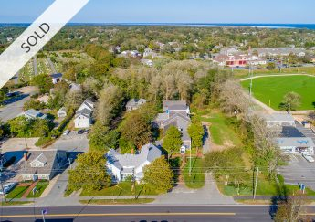 Main Street Development OpportunityChatham, MA | $3,950,000