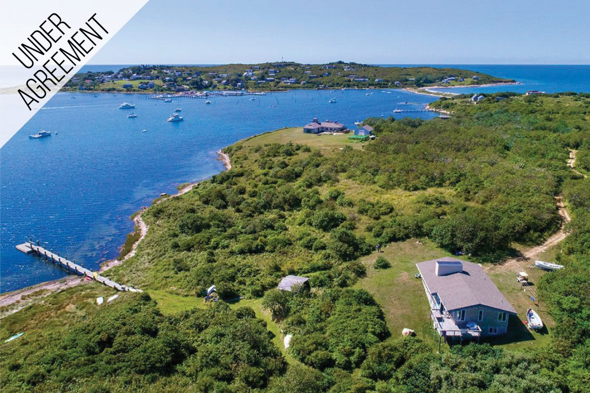 Copicut Neck Waterfront Gosnold, MA | $1,390,000