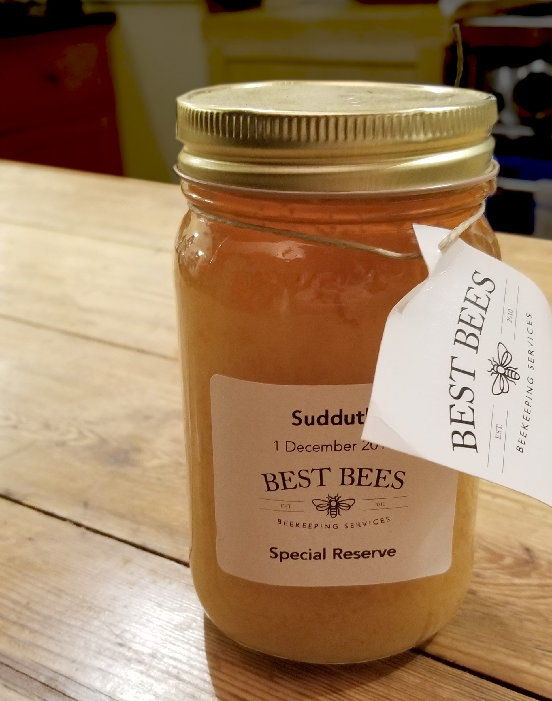 best bees - Ruth's honey