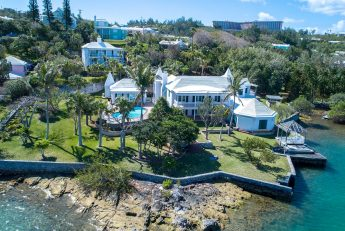 Hampton Head Manor Bermuda | $5,495,000