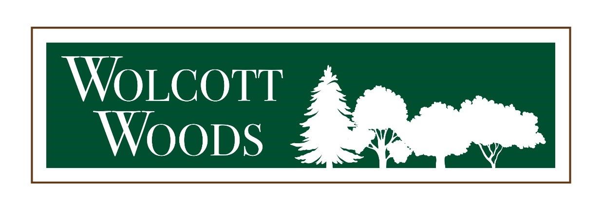 Wolcott Woods logo