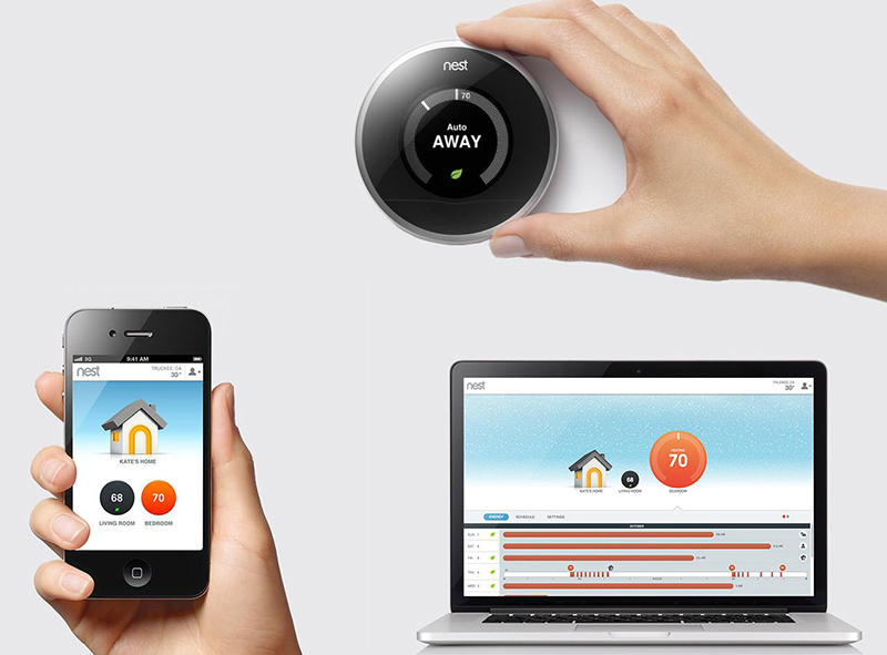 Smart Home Technology | McGuire Real Estate | mcguire.com/blog