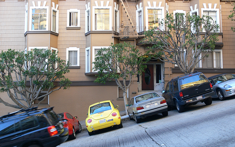 15 Parking Hacks for the SF Driver | Cynthia Cummins - McGuire Real Estate | RealEstateTherapy.org