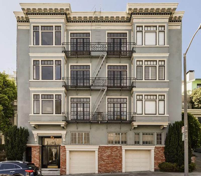 1925 Pacific Avenue #3, San Francisco | Barbara Callan & Robert Callan Jr. - McGuire Real Estate