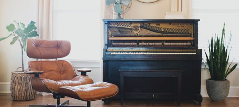 There's Always a Piano - Cynthia Cummins, McGuire Real Estate | RealEstateTherapy.org