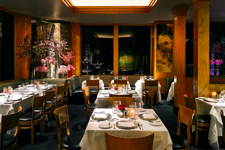Romantic San Fran Restaurants