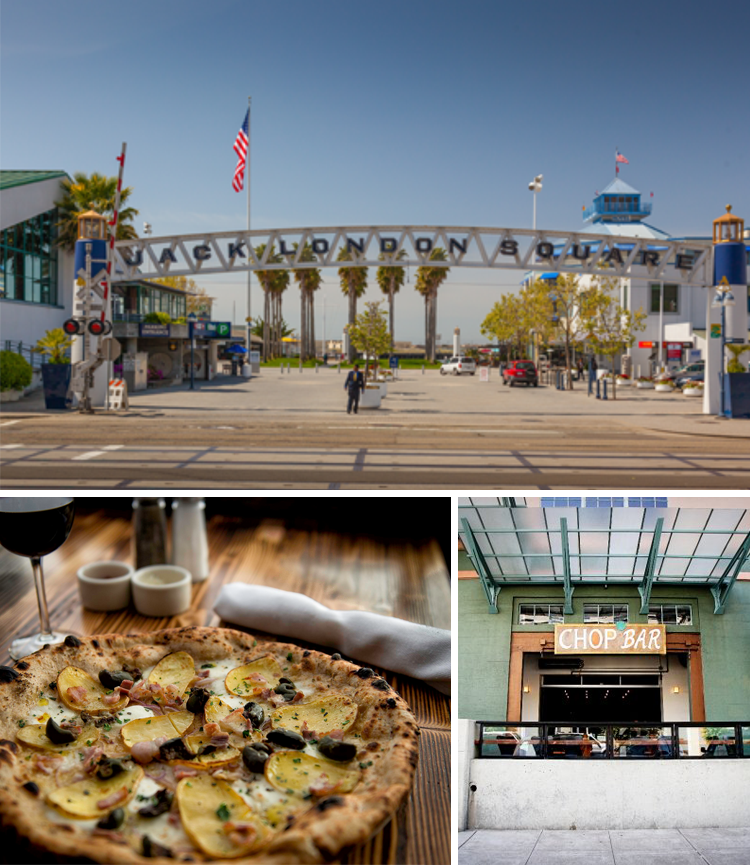 Things to do in Jack London Square