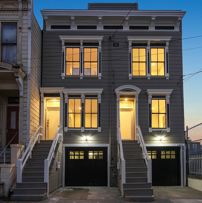 1078-1080 York Street, San Francisco | Charles Griffith - McGuire Real Estate