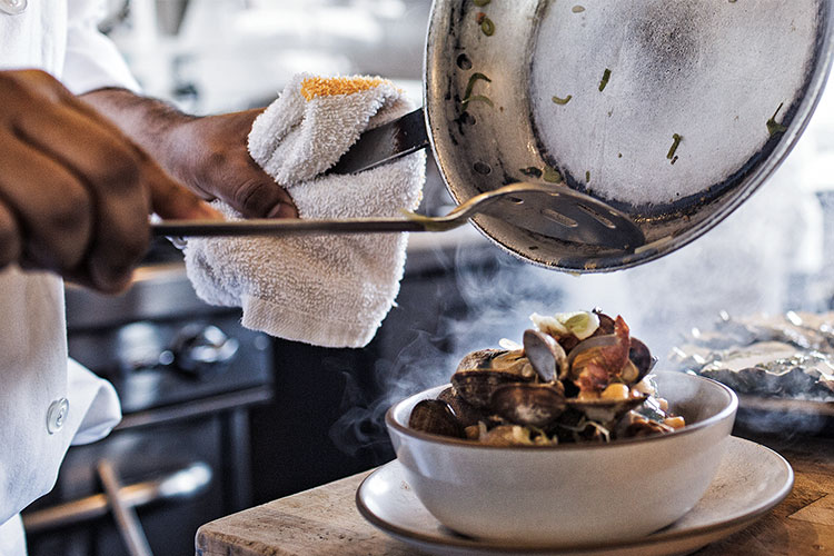 Hog Island Oyster Co. | San Francisco, California