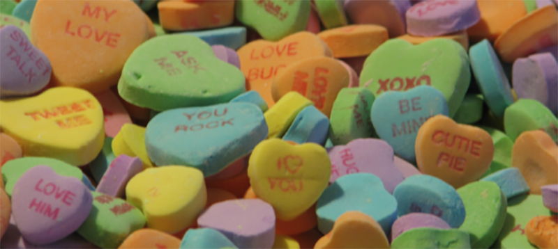 Realtor Candy Hearts - RealEstateTherapy.org | Cynthia Cummins - McGuire Real Estate