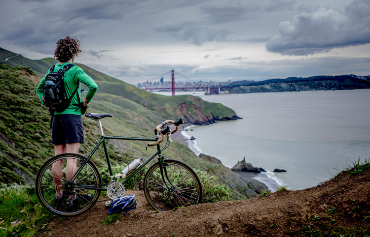 San Francisco Biking