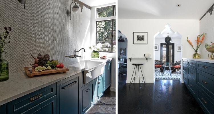 2017 Home Design Trends Black Plumbing
