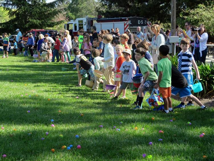 Friends of Holbrook-Palmer Park Easter