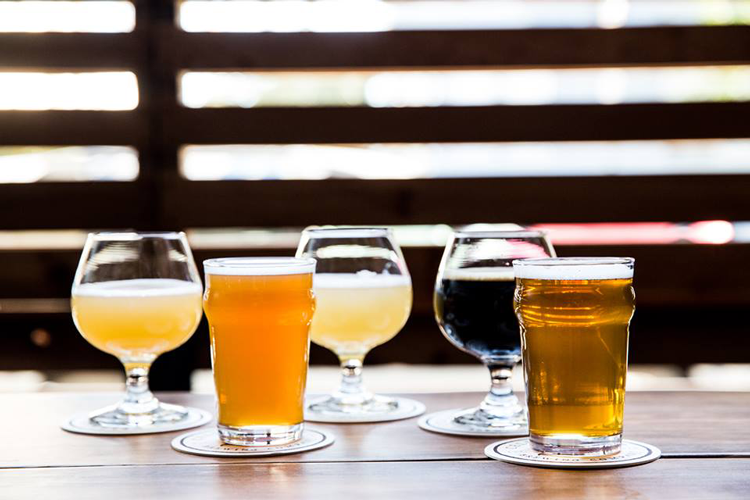 Breweries close to Bart stations