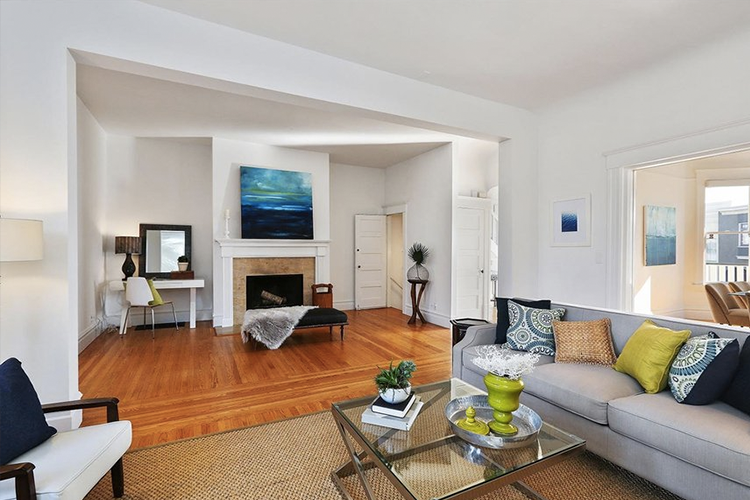 3834 25th Street San Francisco, CA 94114 | San Francisco Real Estate