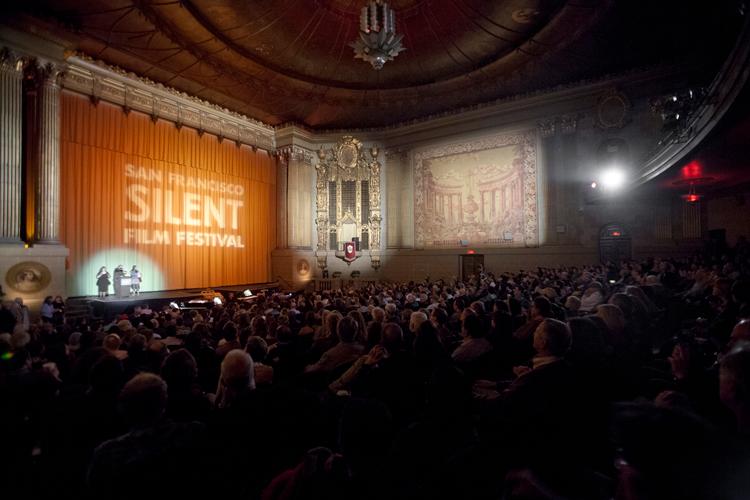 San Francisco Silent Film Festival San Francisco Summer Festivals
