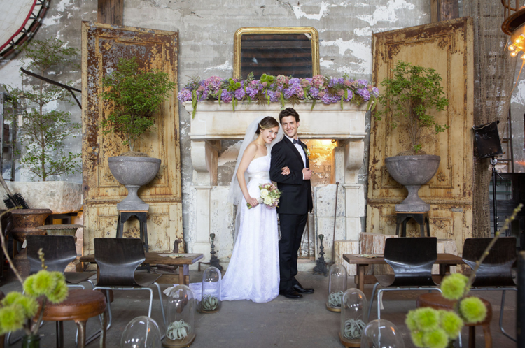 11 unconventional places to get married in san francisco for Big daddy s antiques