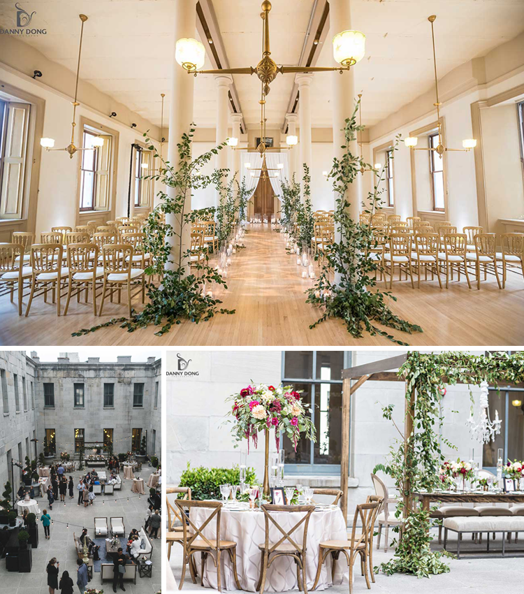 San Francisco Mint Wedding