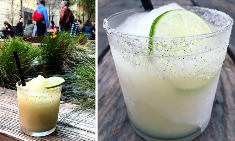 Comal Berkeley Margaritas