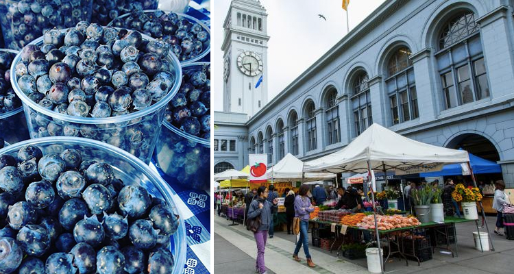 San Francisco Farmers' Markets | Ferry Plaza Farmers Market