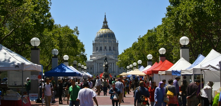 San Francisco Farmers' Markets | Heart of the City Farmers' Market