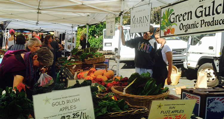Mill Valley Farmers Market