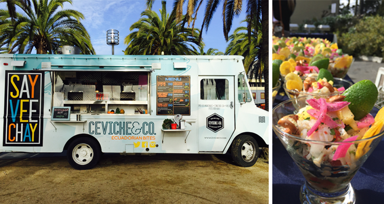 Ceviche & Co Bay Area Food Truck