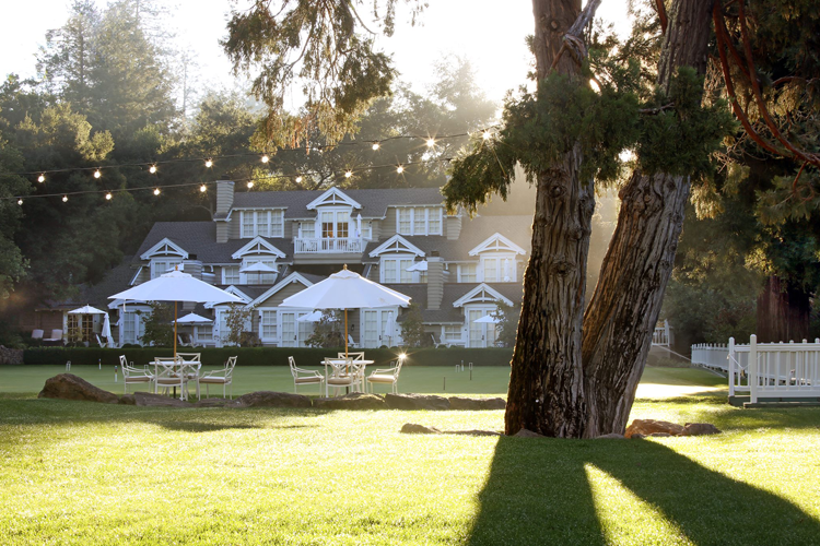 Meadowood Napa Valley St. Helena Hotels