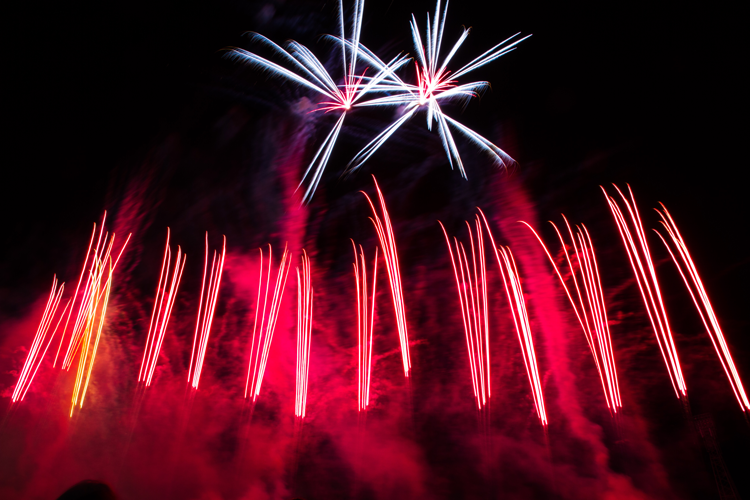 Fourth of July Events in East Bay