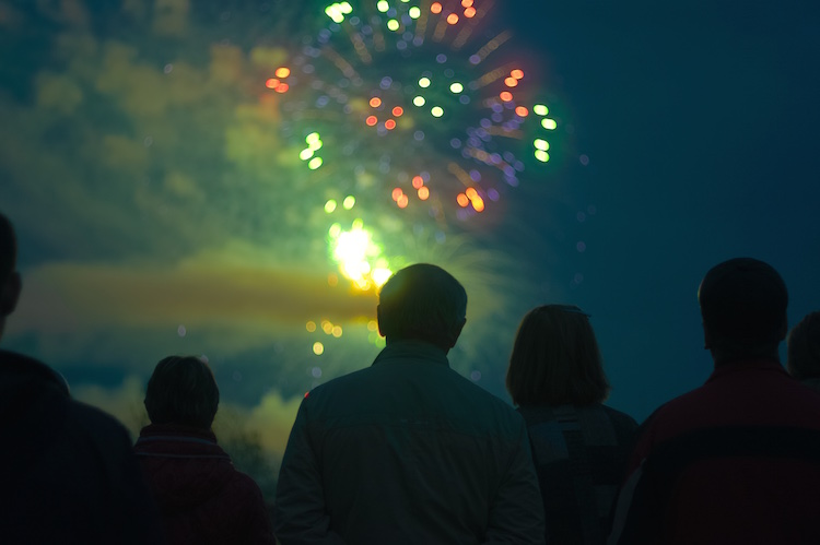 Fireworks, Parades, Events in North Bay Fourth of July