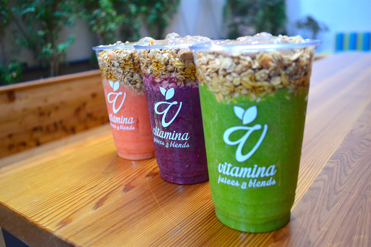 Vitamina Juice Bars San Jose