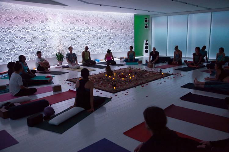 Samyama Yoga Studio San Francisco Peninsula Yoga Studios