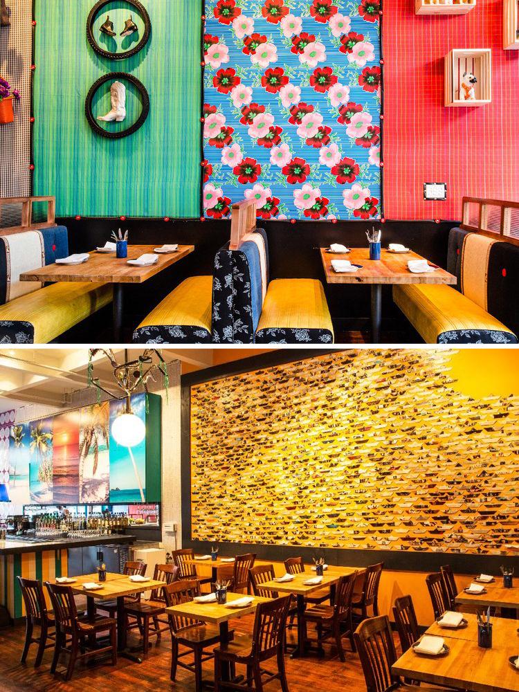Lolo Restaurant San Francisco Design