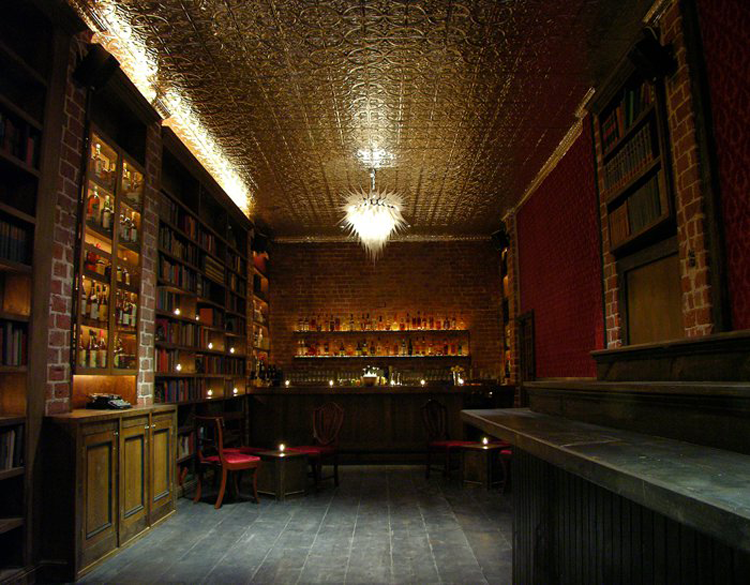 Bourbon and Branch San Francisco Bars and Restaurants Speakeasies