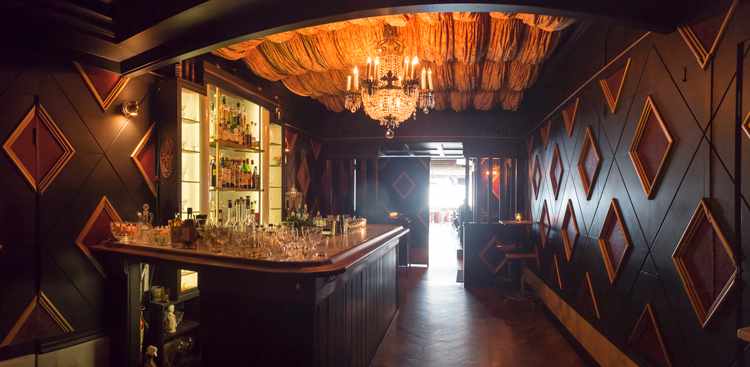 SRO Speakeasy in San Francisco Oddjob