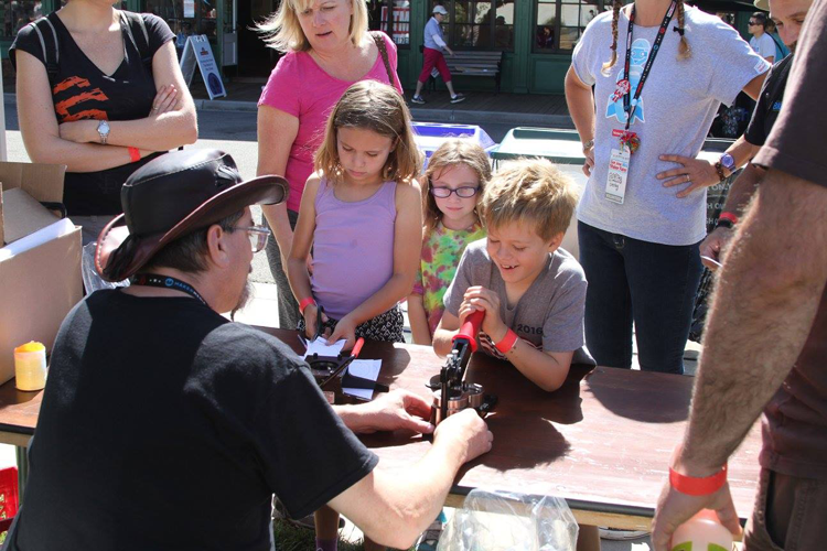 San Jose Labor Day Events Mini Maker Fair for Kids
