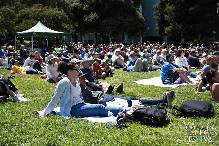 Yerba Buena Gardens San Francisco Labor Day Events 2017