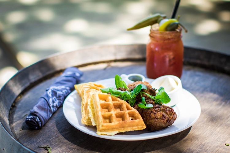 Rocker Oysterfeller's Sonoma County farm-to-table restaurants
