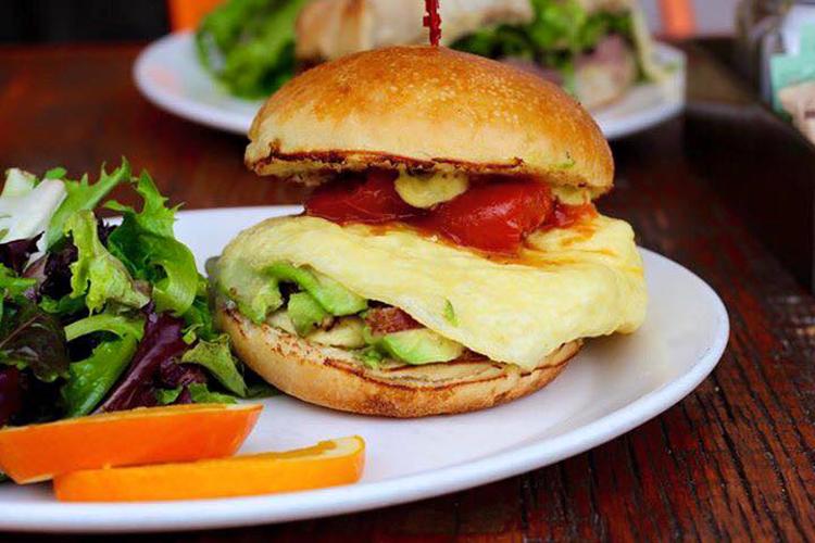 Sunflower Caffe Sonoma County farm-to-table restaurants