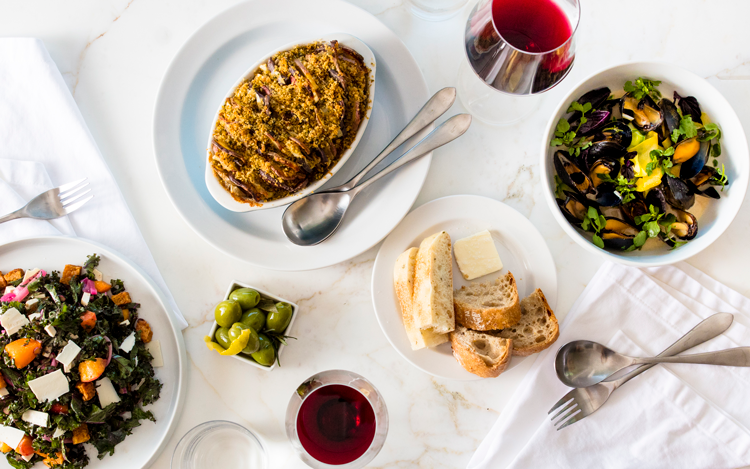 Les Arceaux Opens in Berkeley's Gourmet Ghetto