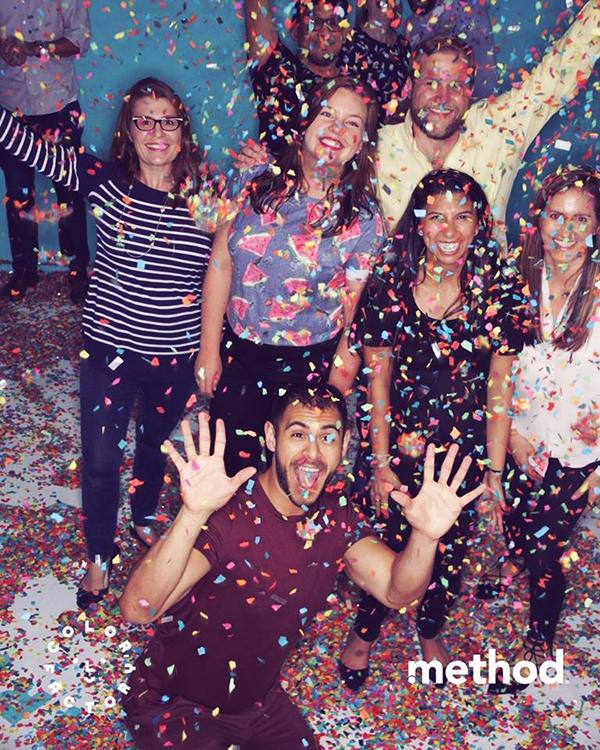 Confetti Room