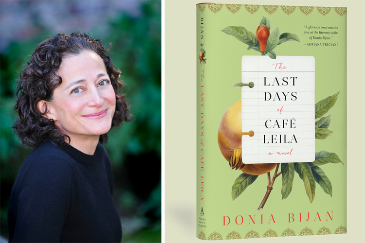 Donia Bijan Author Bay Area San Francisco