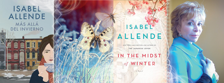 Isabel Allende Author San Francisco Bay Area