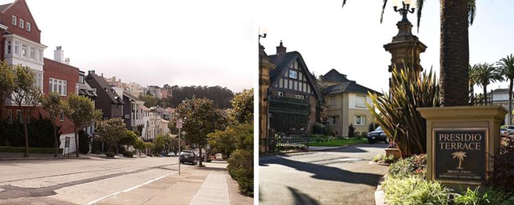 Presidio Heights Neighborhood San Francisco