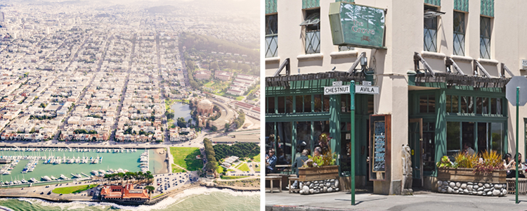 Marina Neighborhood San Francisco