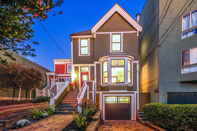 418 45th Avenue, San Francisco | Robert Moffatt - McGuire Real Estate